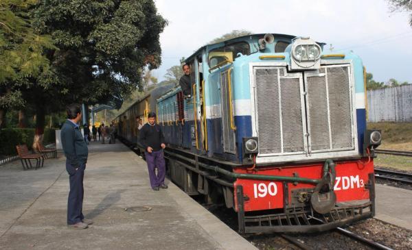 Palampur Railway Station