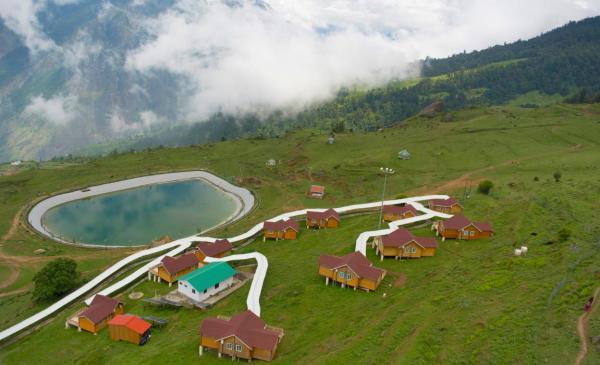 Auli Lake, Chamoli Uttarakhand