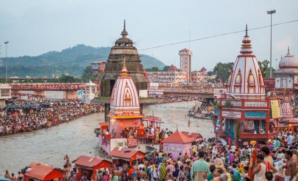 Ganga Ghat Haridwar