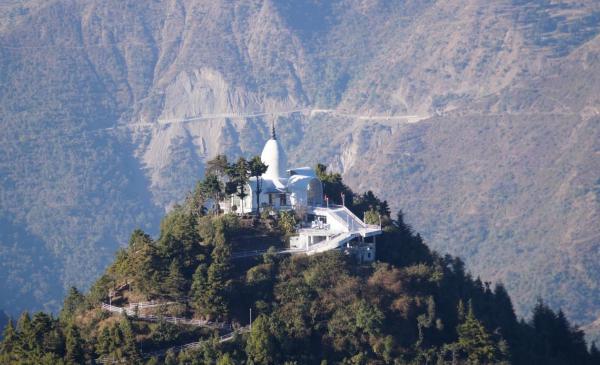Santura Mata Temple Mussoorie