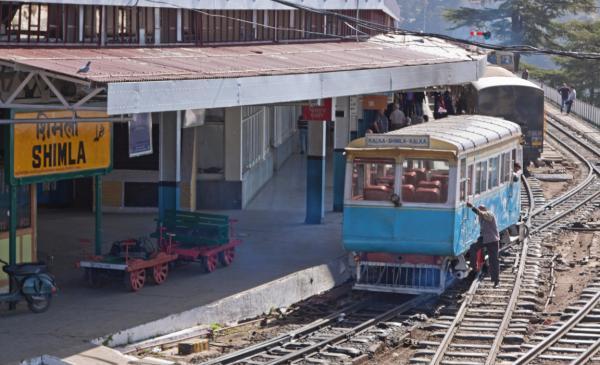 Railway Station Shimla