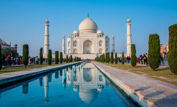 Taj Mahal, Golden Triangle Tour